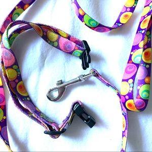 Other - Dog collar & leash set